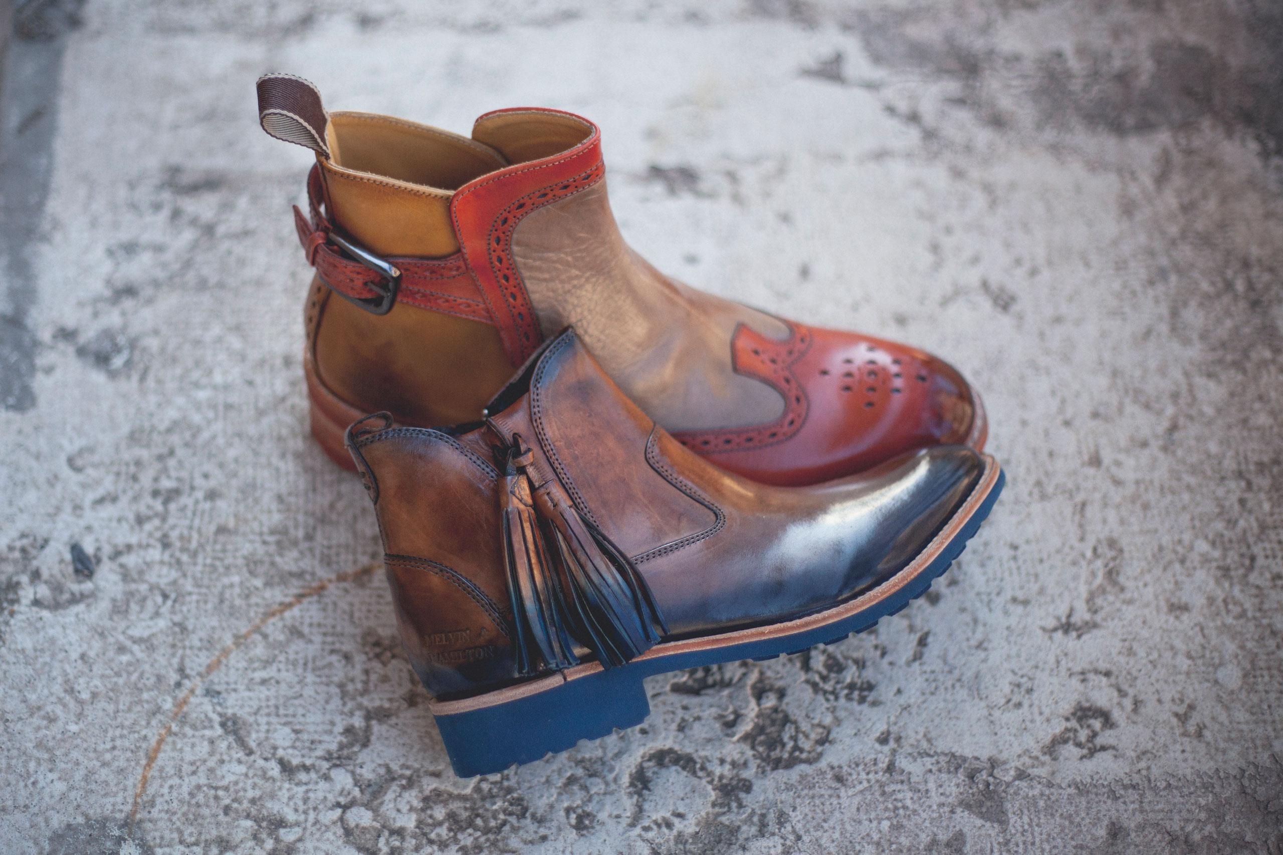 Femme femme Amp Melvin Hamilton Chaussures Et ZHqPwzt8