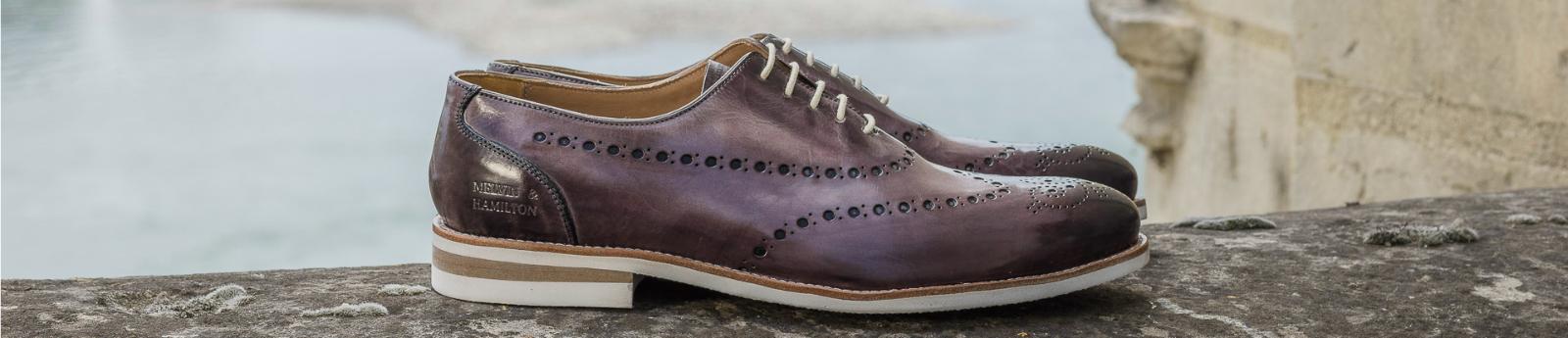 b8f07d9e07cab Outlet Leather shoes   Melvin   Hamilton