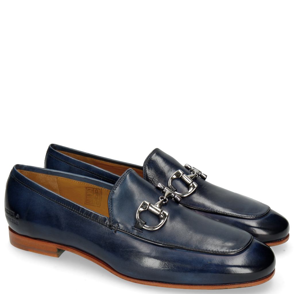 Chaussures Hommes Mocassins cuir | Melvin & Hamilton