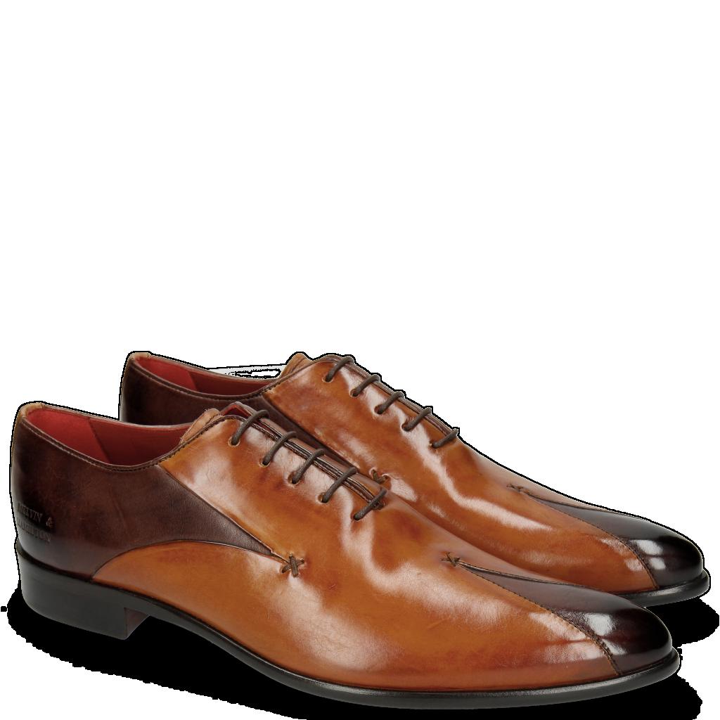 beaucoup à la mode sélectionner pour le dédouanement nouveau pas cher Chaussures Hommes Richelieus cuir   Melvin & Hamilton