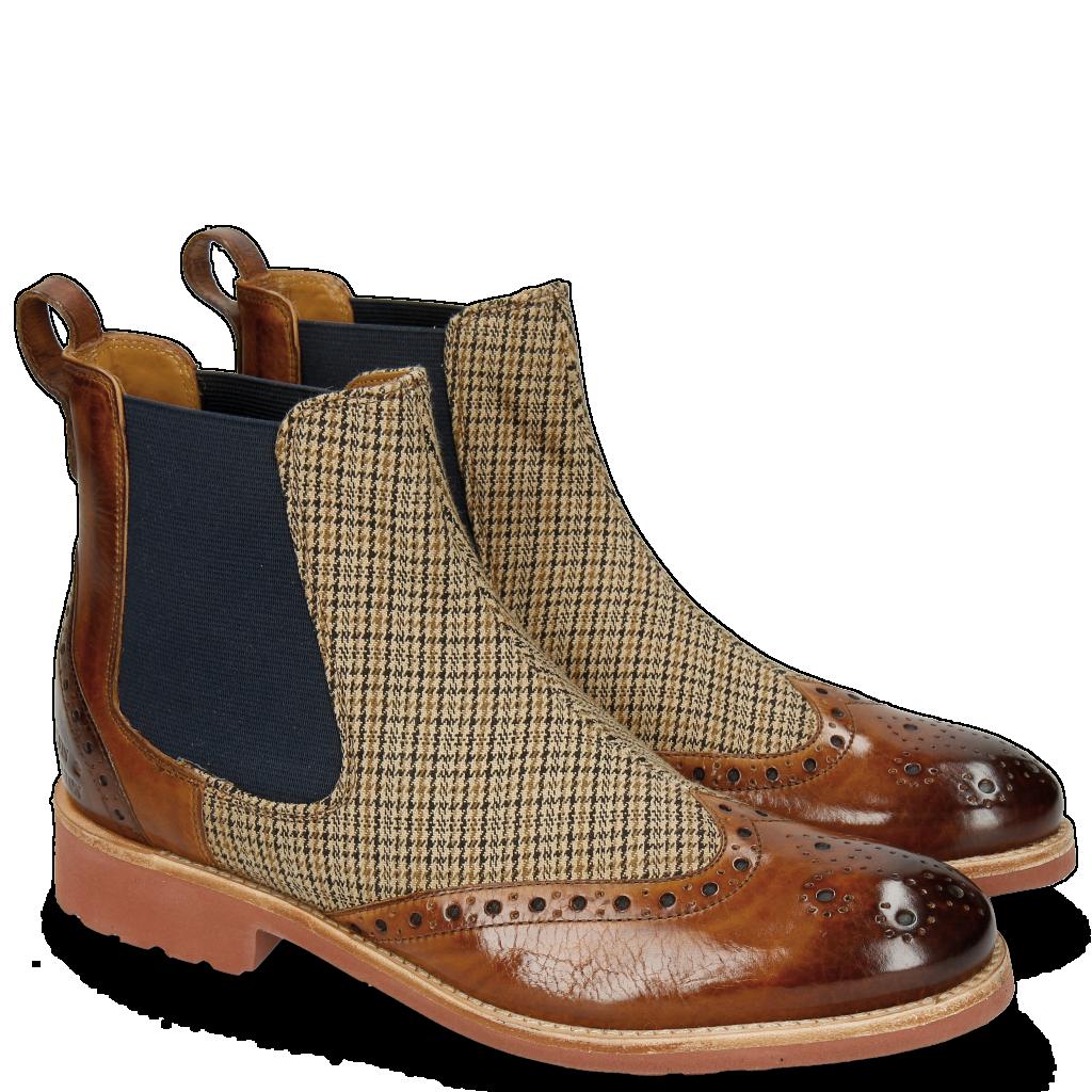 bf84f5d85 Chaussures Femmes Bottines cuir | Melvin & Hamilton