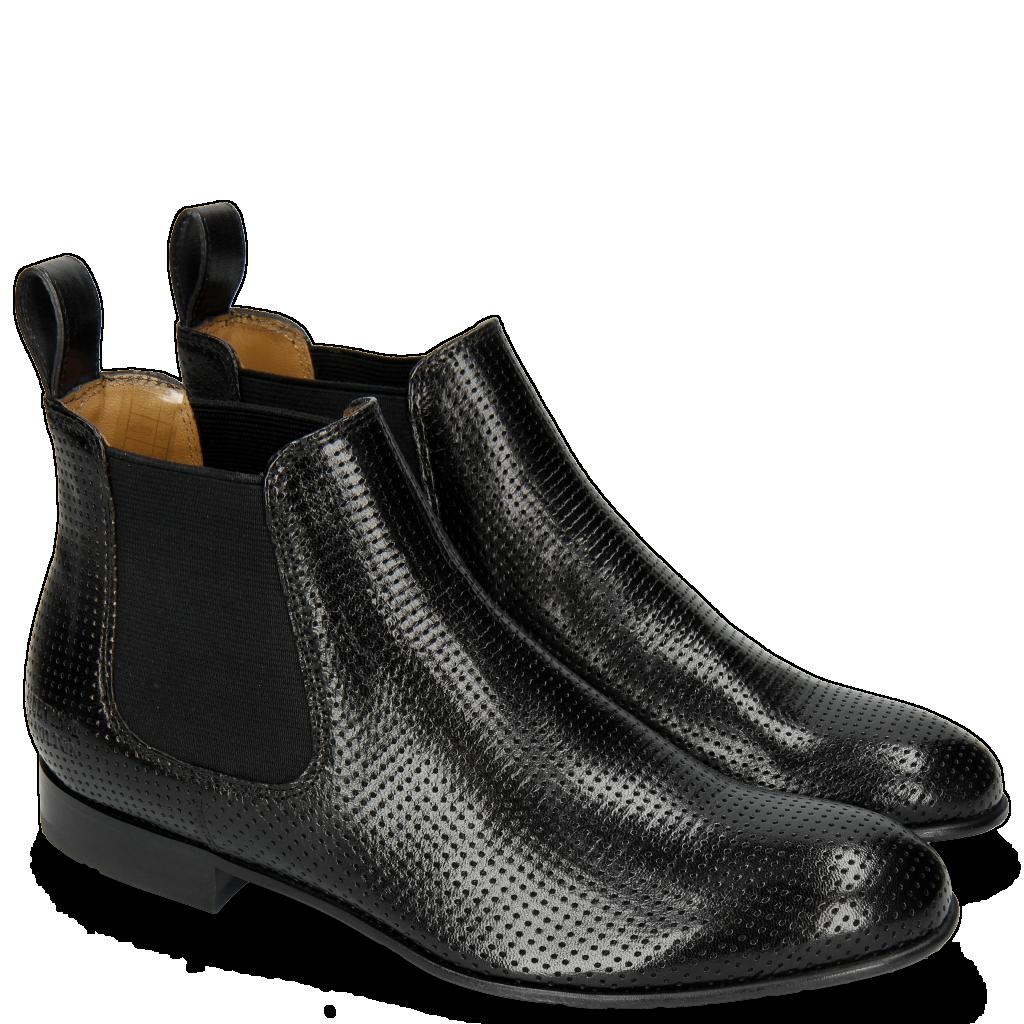 2bb84dcf9049ec Chelsea Boots aus Leder