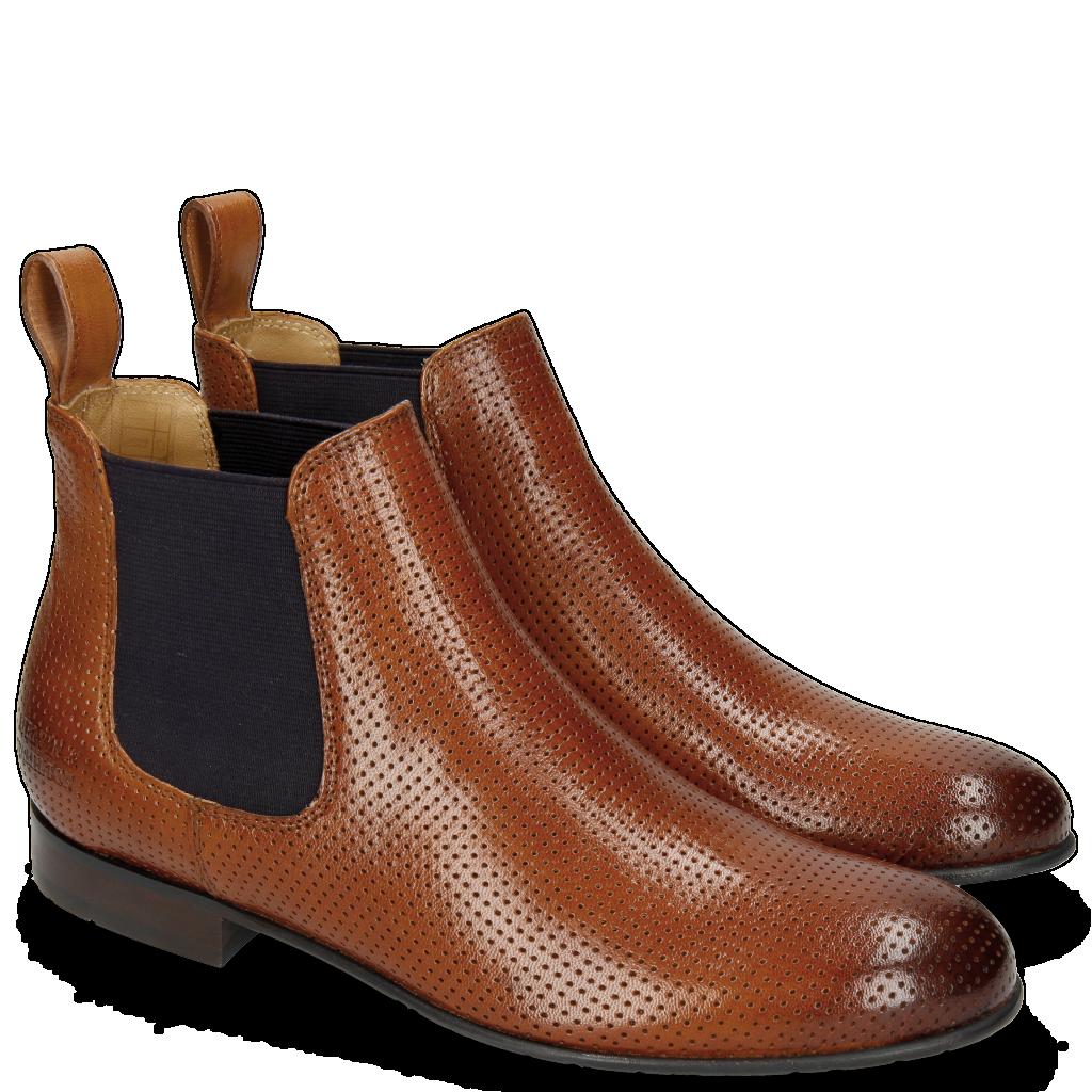 283d55ff28d97d Chelsea Boots aus Leder