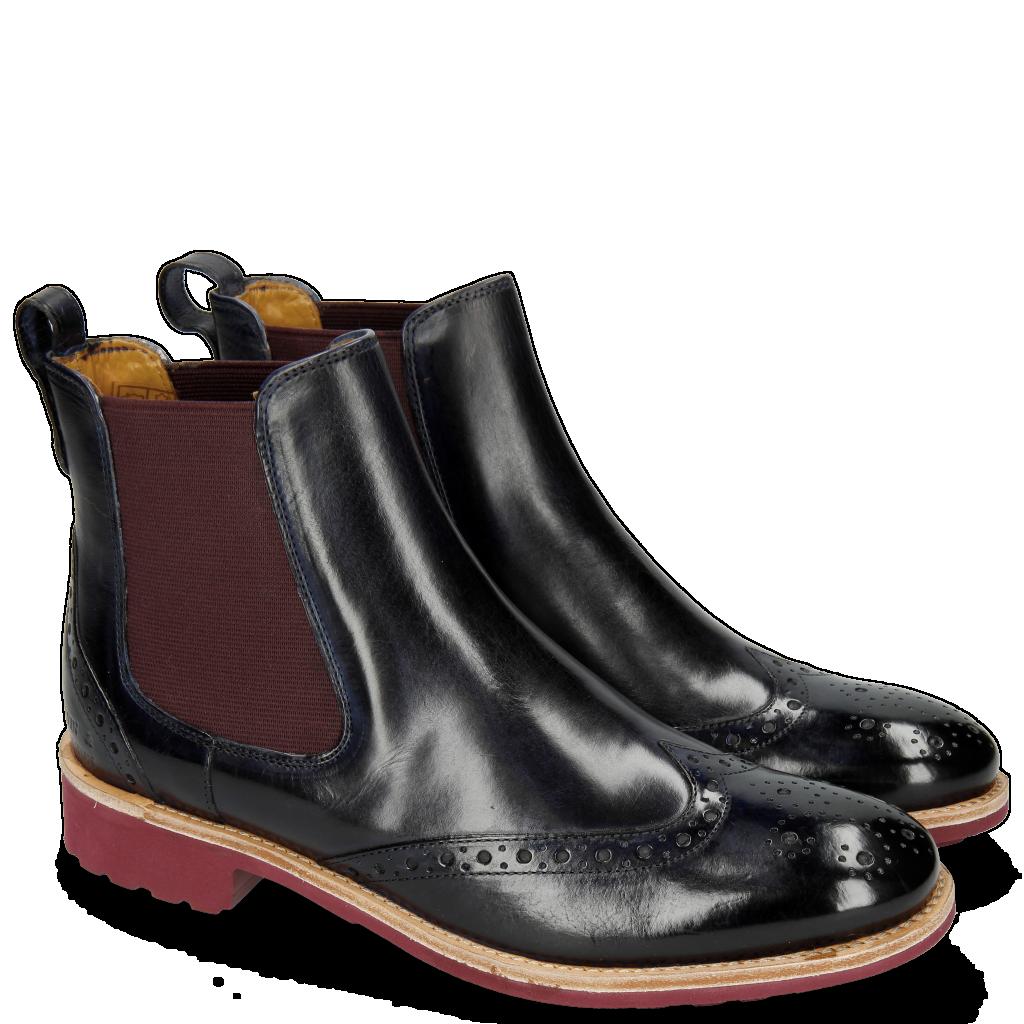 pretty nice 81859 8370c Chelsea Boots aus Leder | Melvin & Hamilton