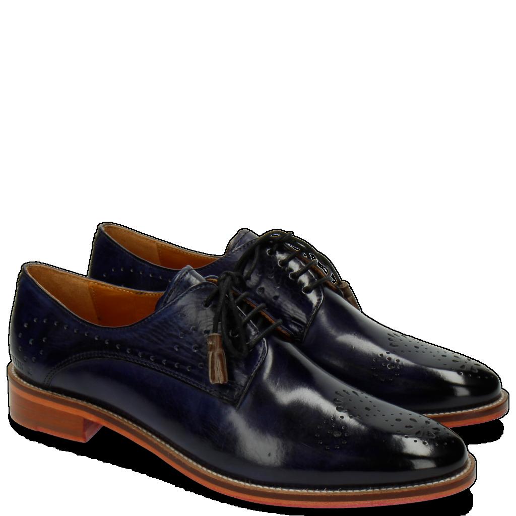 Chaussures Femmes Derbies cuir   Melvin   Hamilton c2836b026a1f