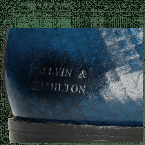 Oxford Schuhe Lewis 37 Fence Print Shock