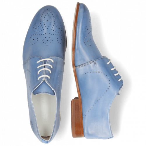 Derby Schuhe Sally 1 Vegas Diamond Wind