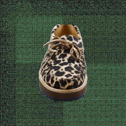 Loafers Bea 7 Hair On Afix Leo Beige Gold Wine Z Navy Dark Brown