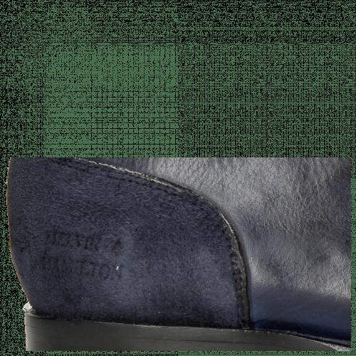 Oxford Schuhe Patrick 8 Navy Lima