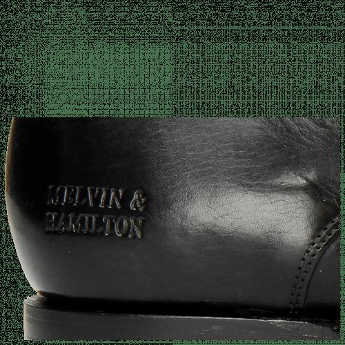 Derby Schuhe Lionel 3 Black LS Grey