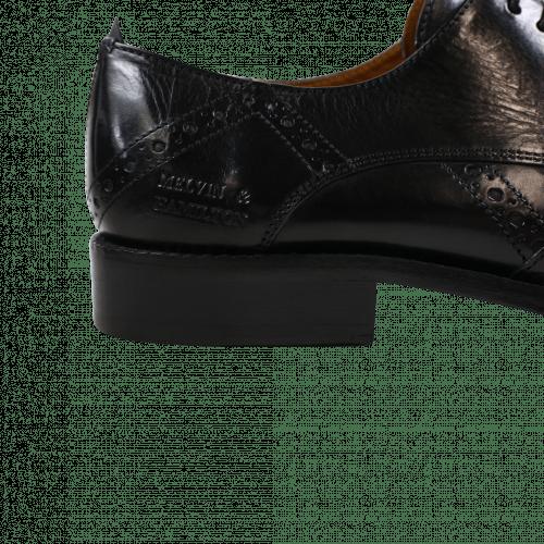 Derby Schuhe Nicolas 3 Black HRS