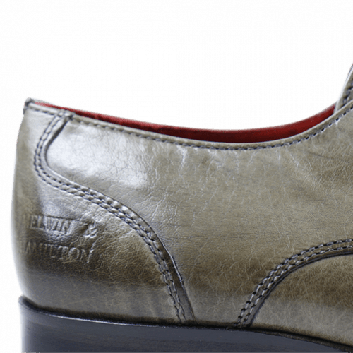 Derby Schuhe Toni 2 Forum Grey LS Red