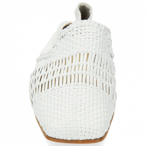 Loafers Erika 1 Mesh White