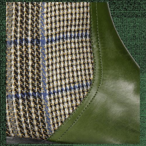 Stiefeletten Jessy 29  Ultra Green Textile Bambina