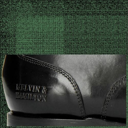 Oxford Schuhe Kylian 1 Black