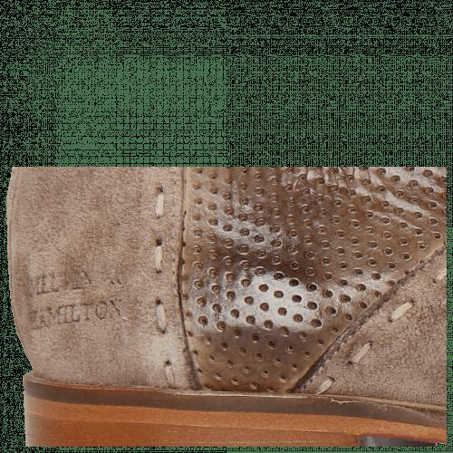 Oxford Schuhe Toni 18 Lima Vicuna Perfo Chestnut