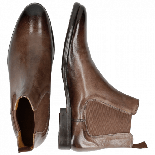 Stiefeletten Clint 7 New Taupe