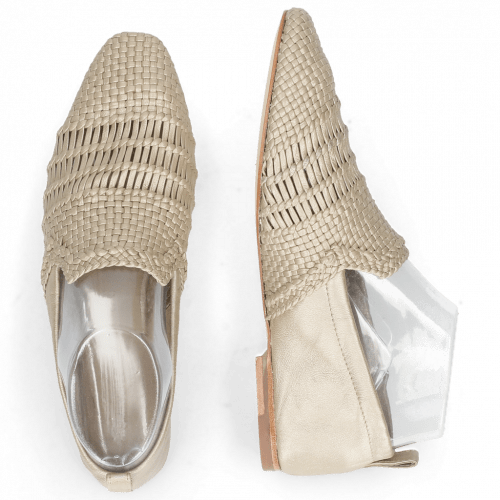 Loafers Hailey 1 Mignon Sheep Ash Glove Nappa