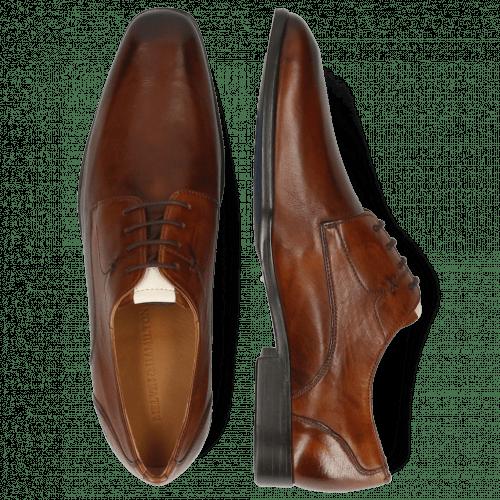 Derby Schuhe Elyas 4 Imola Wood