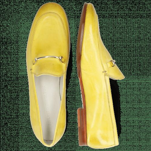 Loafers Scarlett 22 Imola Margarine Trim Gold