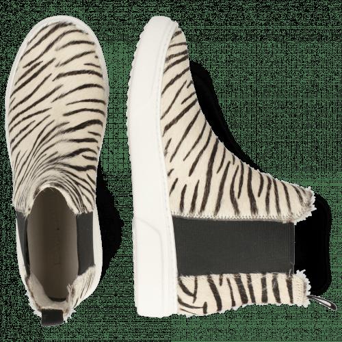 Stiefeletten Hailey 15 Hairon Young Zebra