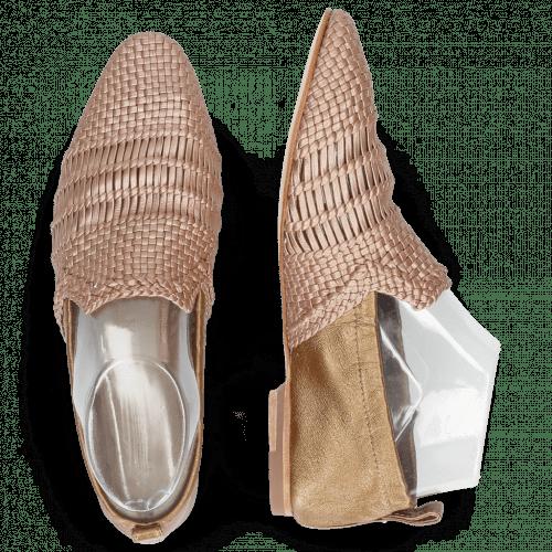 Loafers Hailey 1 Mignon Rame Glove Nappa Idra