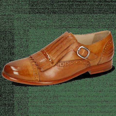 Monk Schuhe Selina 58  Imola Tan Lining Nappa Beige