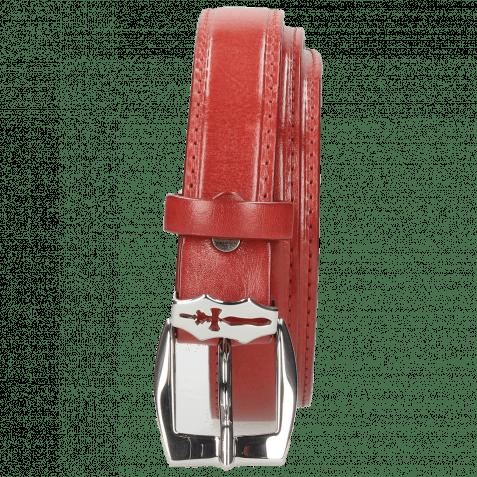 Gürtel Linda 1 Ruby Sword Buckle