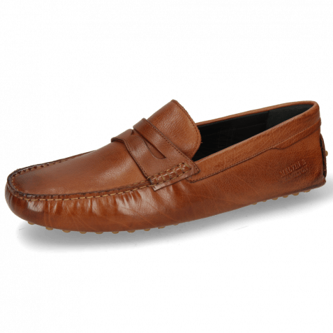 Loafers Nelson 8 Pavia Tan