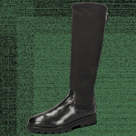 Stiefel Susan 95 Imola Black Stretch