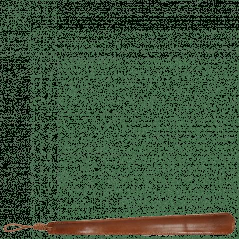 Schuhlöffel Anton 1 Long Tan