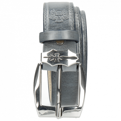 Gürtel Larry 1 Moroccan Blue Sword Buckle