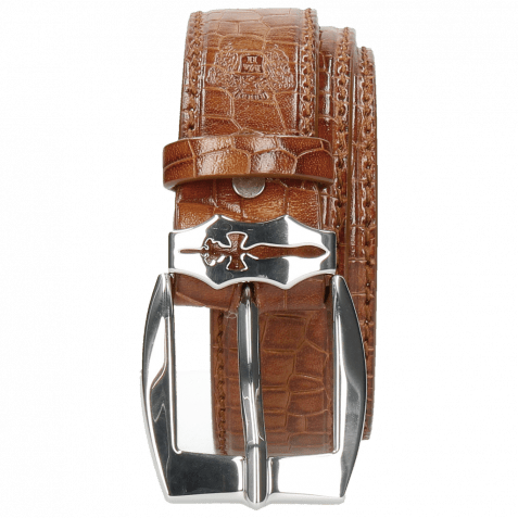 Gürtel Larry 1 Crock Tan Sword Buckle