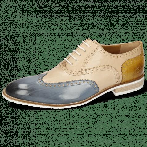 Oxford Schuhe Kane 31 Wind Nude Olivine