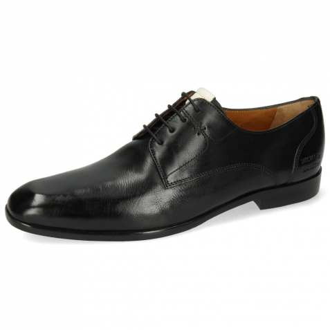 Derby Schuhe Elyas 4 Imola Black