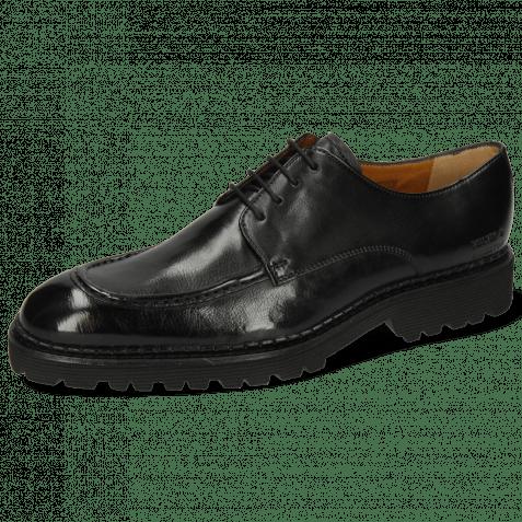 Derby Schuhe Patrick 29 Imola Black