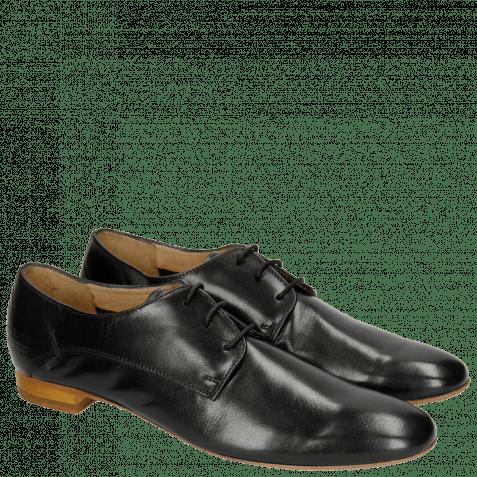 Derby Schuhe Claire 4 Salerno Black