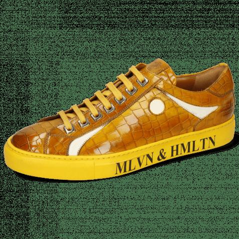 Sneakers Harvey 9 Crock Yellow Vegas White