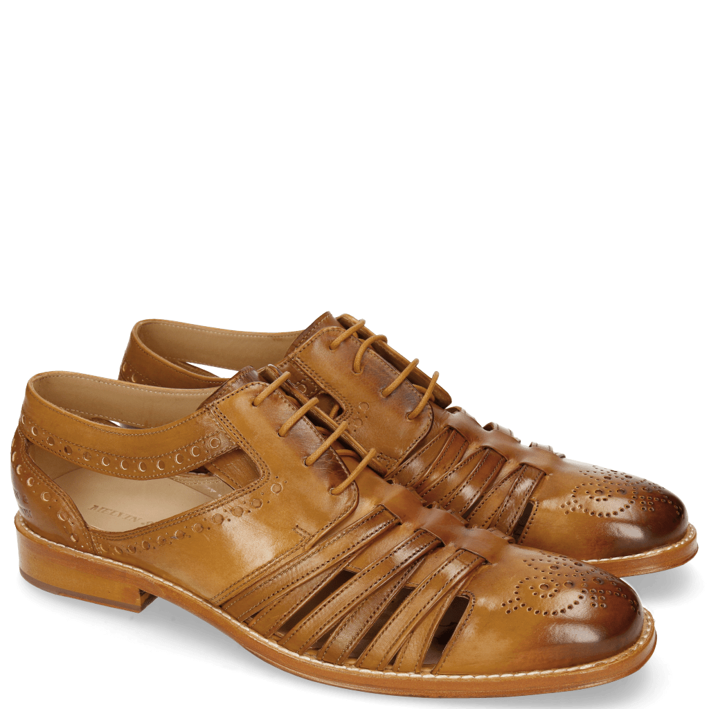 Derby Schuhe Phil 14 Vegas Wood