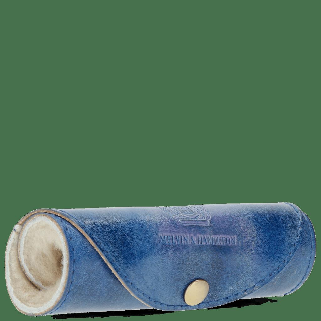 Polierhandschuhe Gil 1 Crust Electric Blue