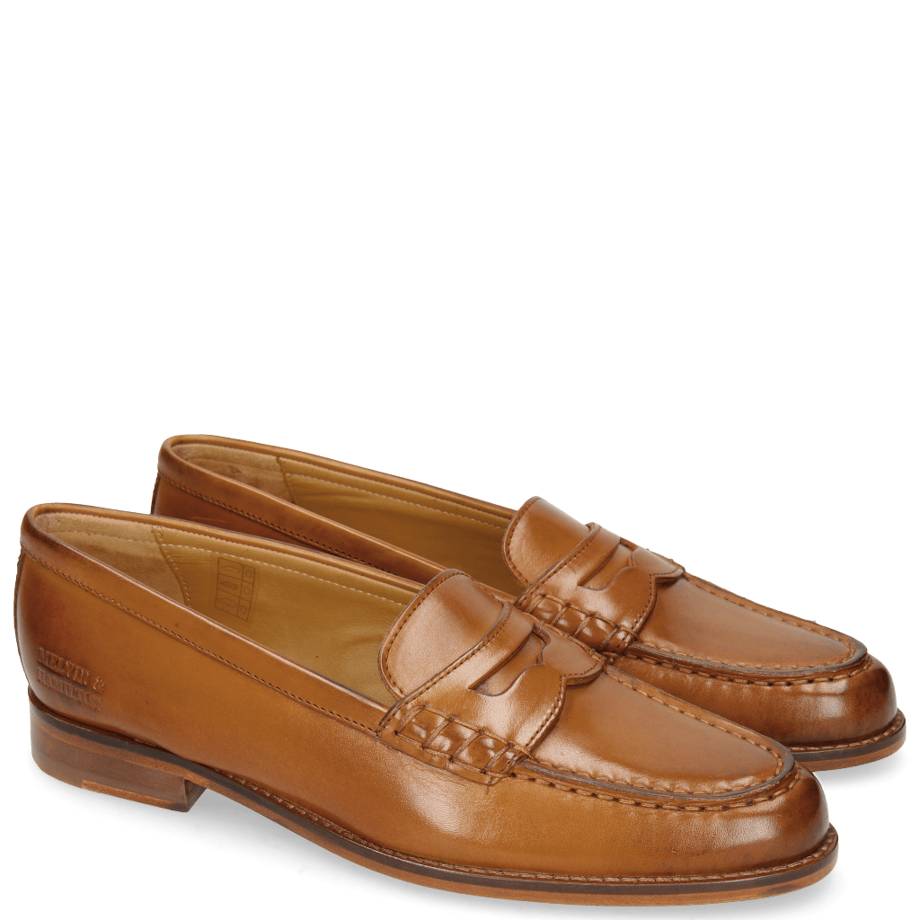 Loafers Mia 1 Tan