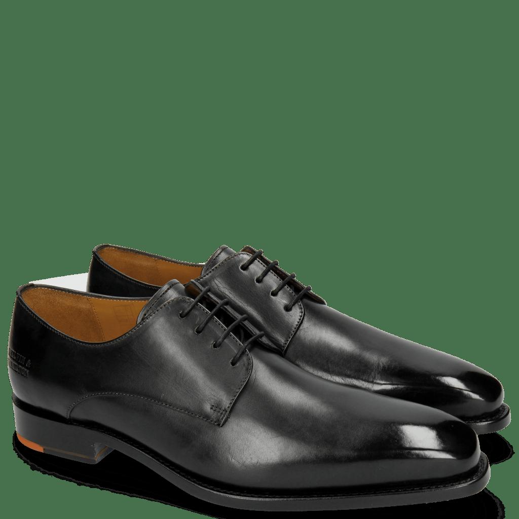 Derby Schuhe Kylian 4 Black
