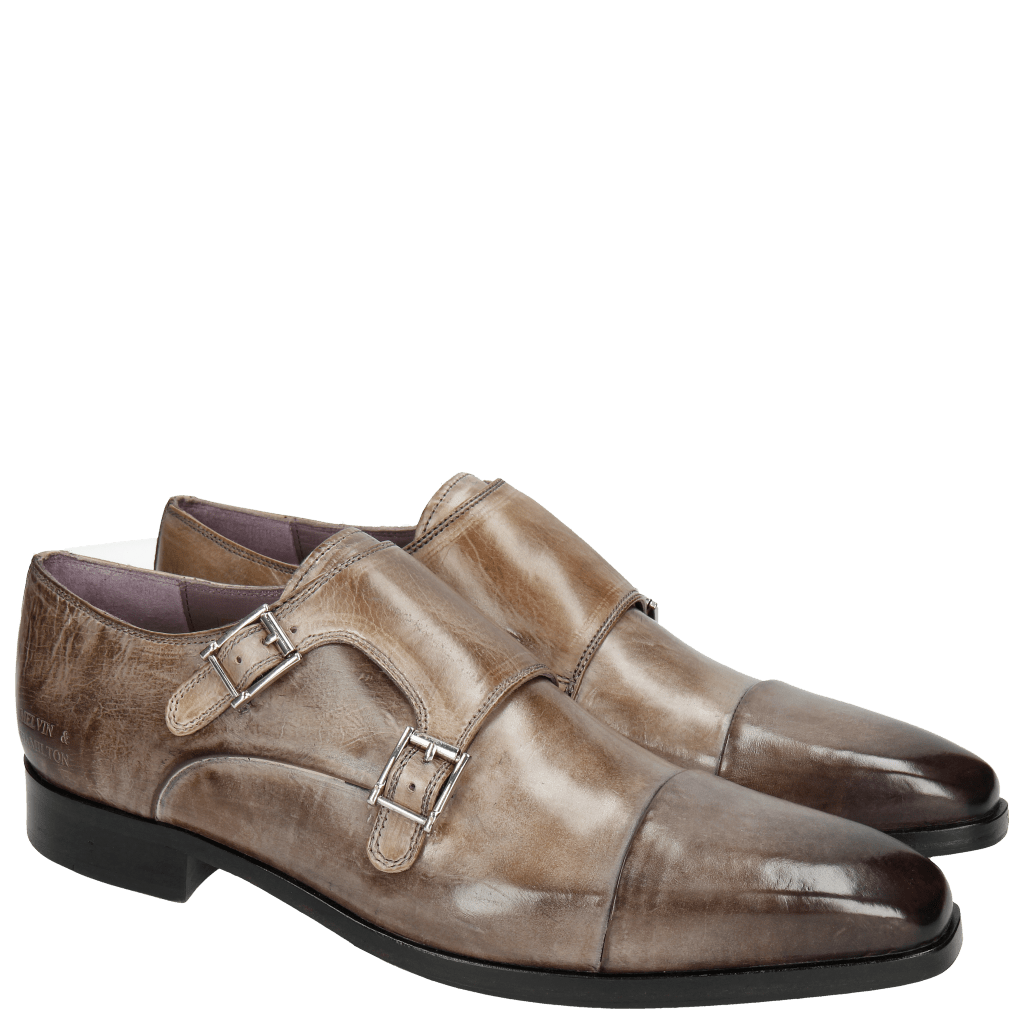 Monk Schuhe Lance 1 Crust Rope HRS