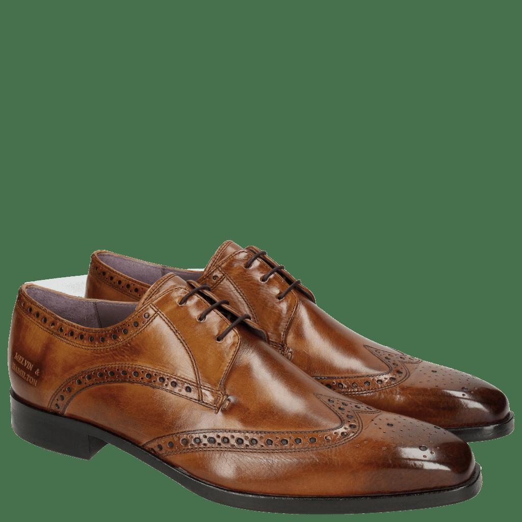 Derby Schuhe Lance 2 Crust Tan HRS