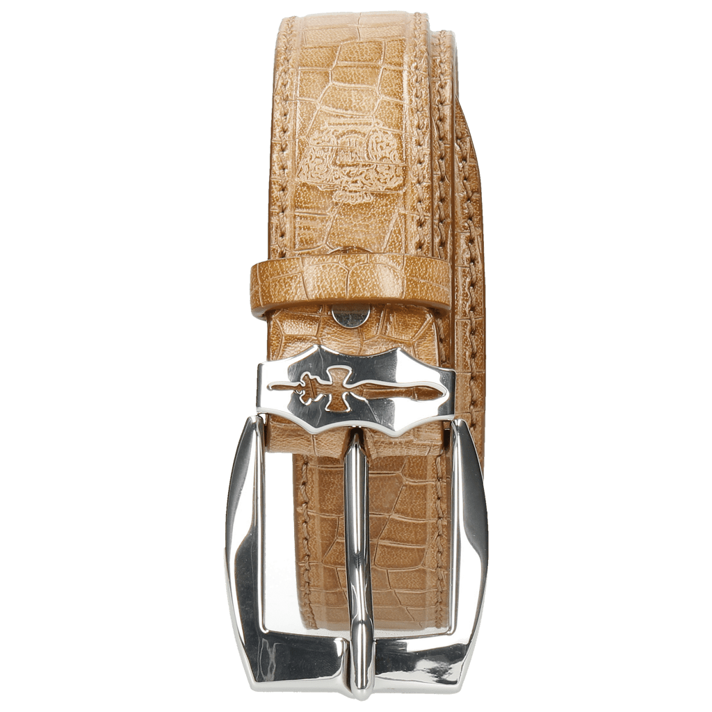 Gürtel Larry 1 Crock Cashmere Sword Buckle