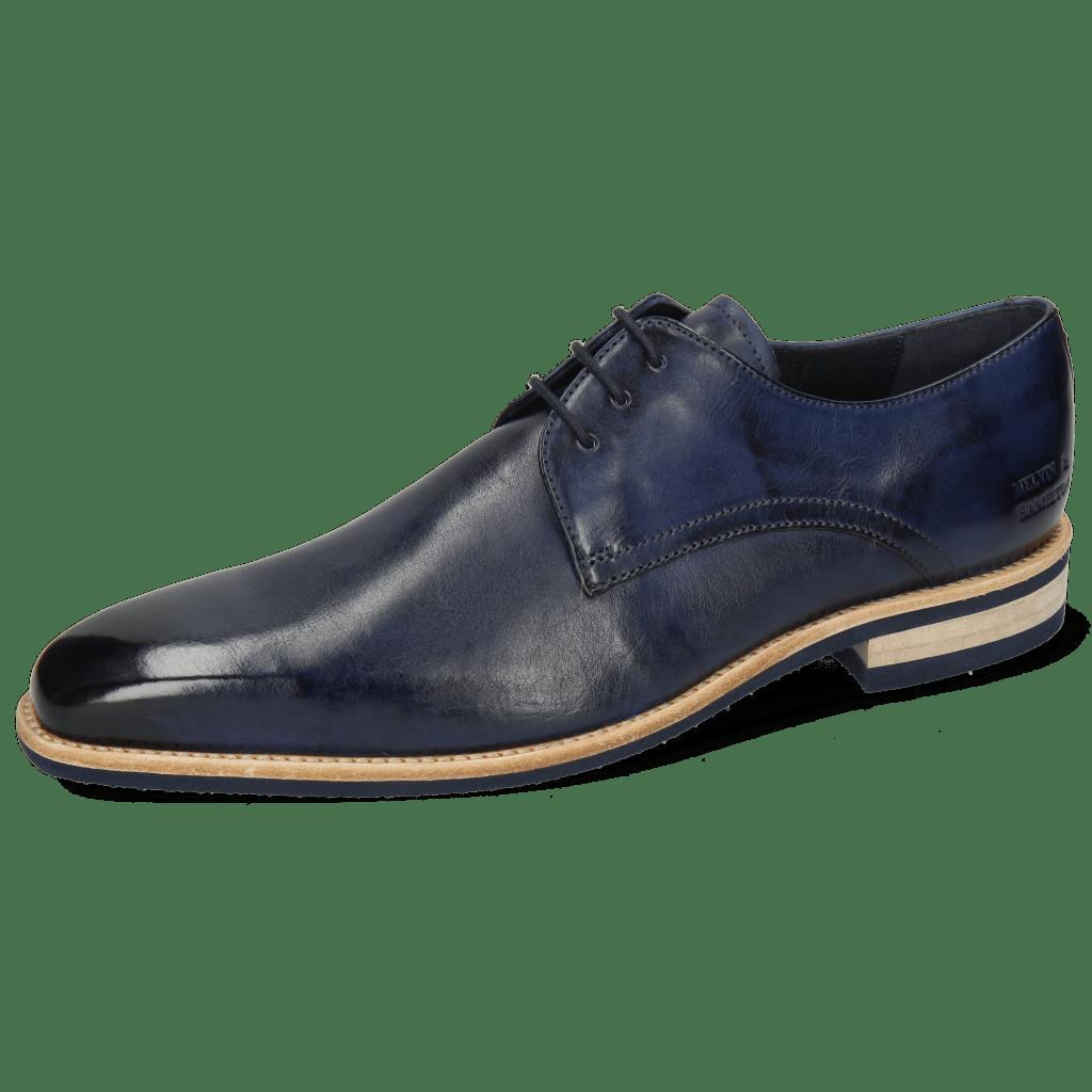 Derby Schuhe Lance 24 Imola Navy
