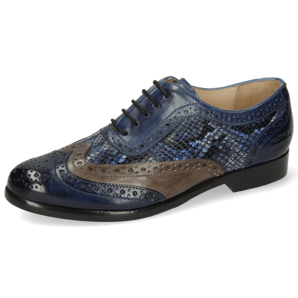 Oxford Schuhe Selina 56 Imola Marina Stone Dafne Surf