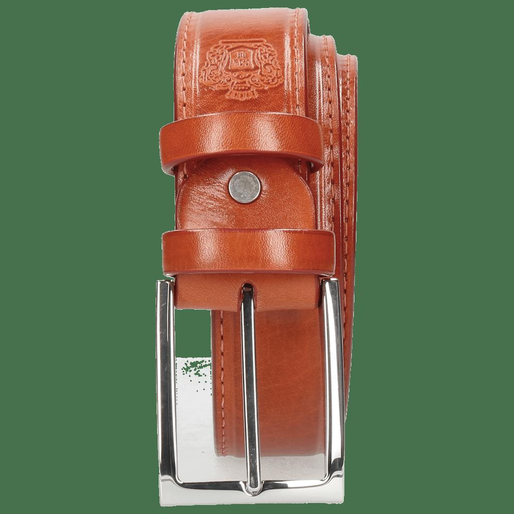 Gürtel Larry 1 Winter Orange Classic Buckle