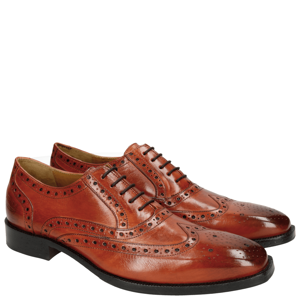Oxford Schuhe Jeff 5 Crust OrangeHRS