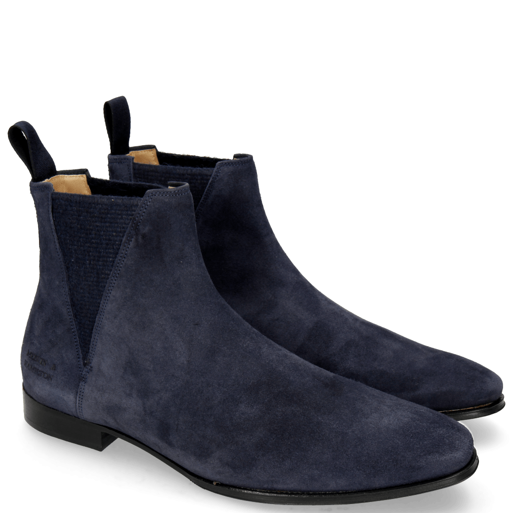 Stiefeletten Viggo 5 Lima Night Blue